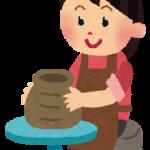 【朗報】女さん、陶芸教室で間違って男性器っぽいモノを作ってしまい赤面wwwww (※gif画像あり)