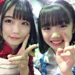 【HKT48】秋吉優花の妹!? 工藤陽香が可愛い【ロリロリ】