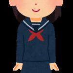 【朗報】卒服を着た女子小学生(12)、まるでJK (※画像あり)