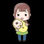辻希美、長女が末っ子を抱っこする姿に騒然「嫌な予感しかしない」
