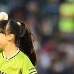 【衝撃画像】芦田愛菜の投球フォームがいくらなんでもヤバすぎるwwwwwwwwwwww