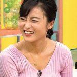【GIF画像】小島瑠璃子の最新お●ぱいの重量感がハンパねえええええええええええええ