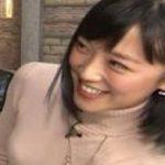 【GIF画像】竹内由恵アナ、お●ぱいの先端を押し付けるwwwwwwwwwwww