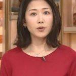 【画像】NHK 桑子真帆アナの最新ロケットお●ぱいがたまんねえええええええええええ