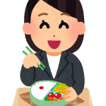 【画像】巨胸美人OLの300円昼飯がクッソうまそうwwwwwwwwwwwwwww