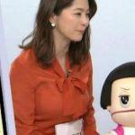 【画像】NHK 杉浦友紀アナの最新お●ぱい、たわわに実るwwwwwwwwwww