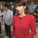 【画像】加藤綾子アナの最新お●ぱいがシコリティたけえええええええええええええ