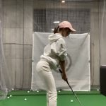 ゴルフをする小原春香のお尻がぷりんぷりんな件