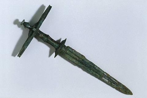 【画像】弥生時代・古墳時代の武器カッコよすぎクソワロタwwwwwwwwwwwwwww
