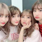【朗報】AKB48加藤玲奈ちゃん、先輩モデルの中に入っても全く負けていない
