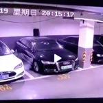 【画像】中国製のテスラ「Model S」、爆発wwwwwwww
