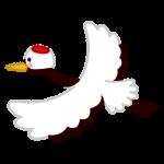 【画像】鶴に餌をやり続けて50年。「鶴のおばあちゃん」99歳で老衰死去・・・