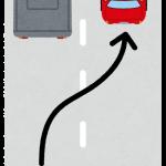 彡(゚)(゚)「車線変更は運ゲー、ぶつからないでと祈る」 → 結果wwwww