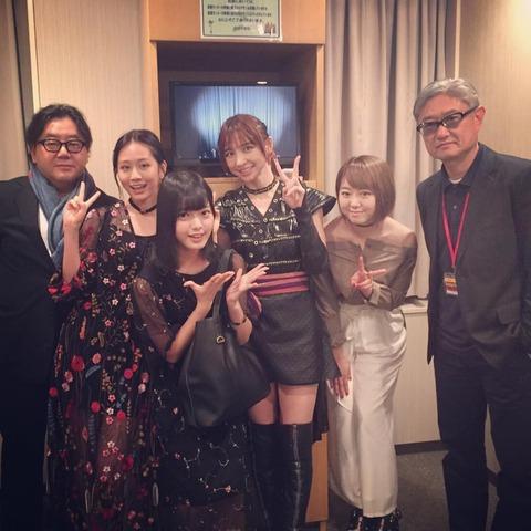 欅坂の平手ちゃんが秋元康と真田十勇士を見に行く