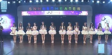 【画像】SNH48の新メンバー可愛すぎワロタンゴwwwwwwwww