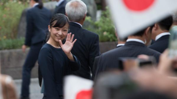 【画像】佳子さまの「控えめなお●ぱい」がたまんねえええええええええええええ