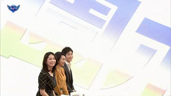【最新画像】NHK 杉浦友紀アナの「Gカップ爆乳」をご堪能下さい【12月17日・18日】