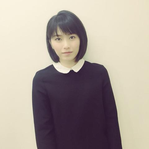 横山由依がショートカットに!!