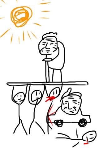 Twitterで流行中の今の日本の風刺画wwwwwwwwwwwwwww