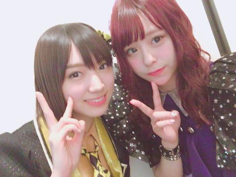 【悲報】NMB太田夢莉がビッチさとれなとまだ繋がっていた!