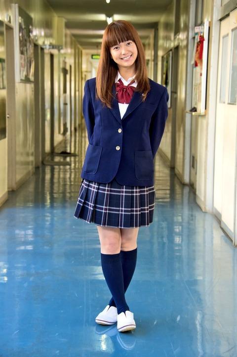 多部未華子ちゃん(28)の制服姿wwwwwwwwwwwwwwwww (※画像あり)