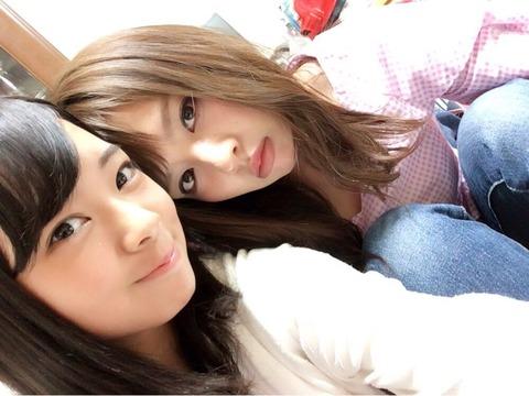 【速報】山田姉妹の2ショットキタ━━━━(゚∀゚)━━━━!!