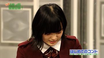 【悲報】欅坂のセンター平手ちゃん、中学生なのにハゲる