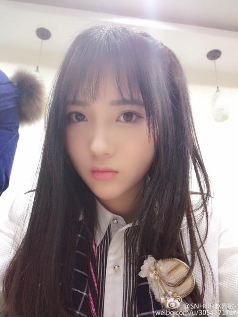 【画像】中国のJKが可愛すぎると話題に ジャップJKとの格の違いを見せつける
