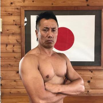 【画像】長渕剛のプロレスラーみたいな肉体美wwwww