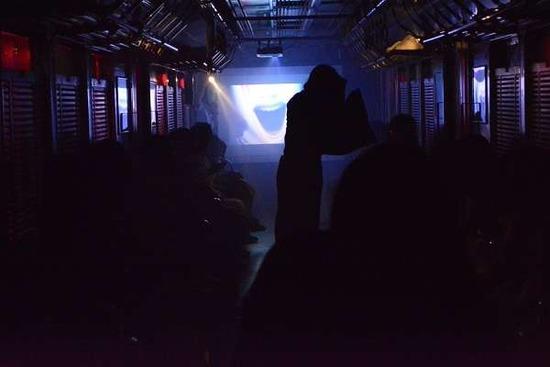 乗客100人が行方不明に!設定が怖すぎる「恐怖体験列車」に申込殺到・・・