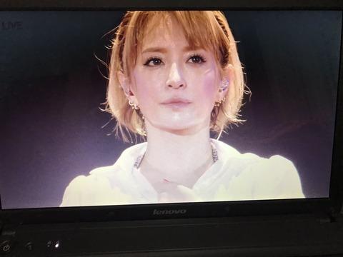 【速報】浜崎あゆみさん(38)、痩せて全盛期の美貌を取り戻す (※画像あり)