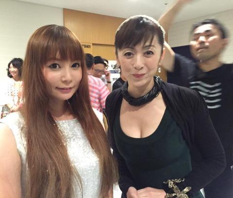 斉藤由貴(50)のお胸wwwwwwwwwwwwwwwww (※画像あり)