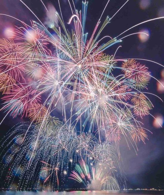 【画像】これぞ夏の風物詩!綺麗な花火の画像を貼ってけwwwwwww