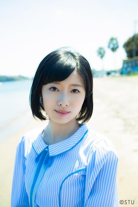 【STU48】張織慧が美人!【中国人だが生まれ育ち日本】