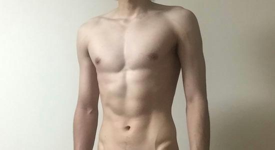 【画像】女さん「鍛えすぎてる男は無理!これぐらいの筋肉があればいい」→ 女さんの理想がコレwwww