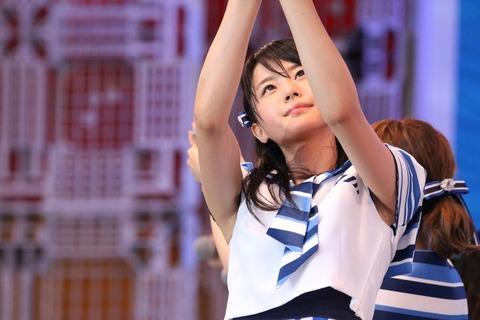 【朗報】STU48センター瀧野由美子の透明感が関係各所に絶賛されている件