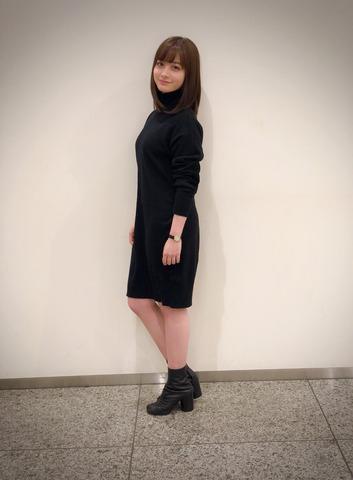 【朗報】橋本環奈、めっちゃええ服を着る