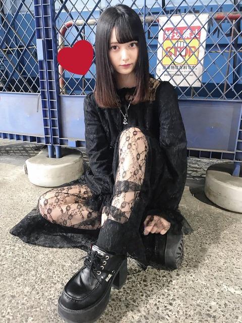 【画像】NMB48山本望叶(17歳)の私服wwwwwwwwwwwwwwwwwwwwwww